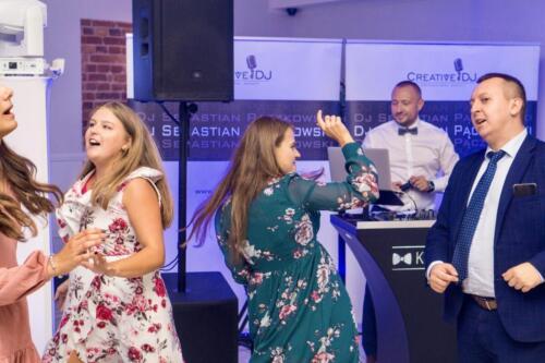 40 Dj na wesele Sebastian Pączkowski