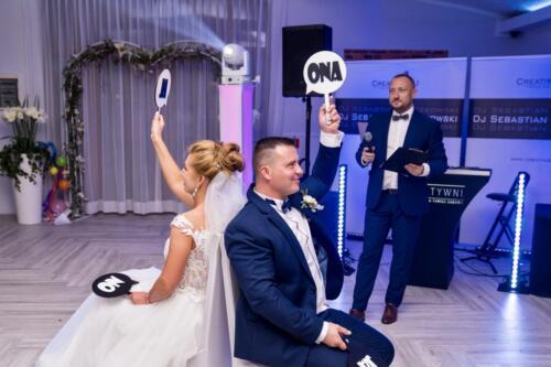 46 Dj na wesele Sebastian Pączkowski